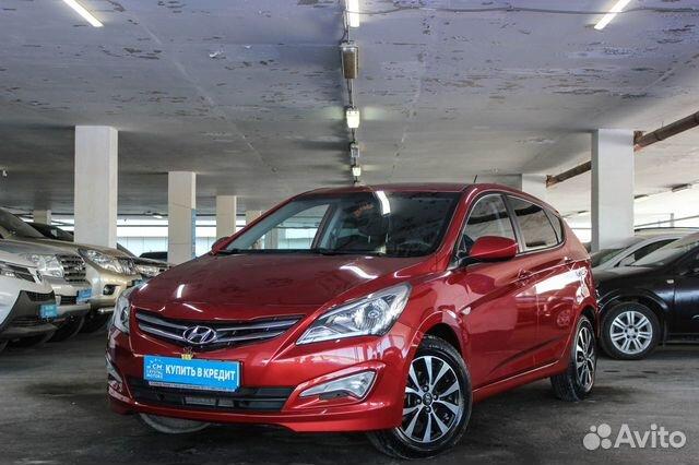 Hyundai Solaris, 2015  купить 3