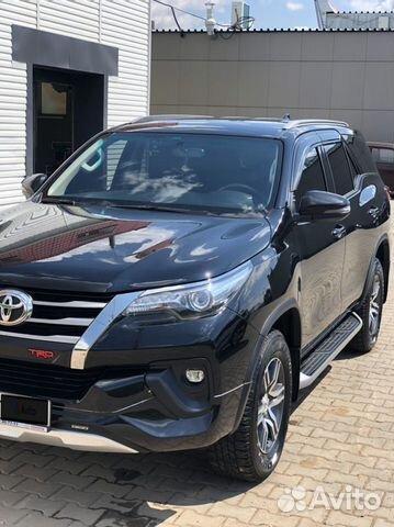 Toyota Fortuner, 2018  89584890216 купить 8