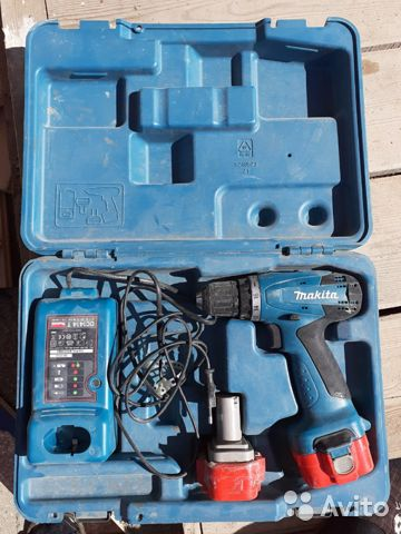 Screwdriver Makita  buy 1