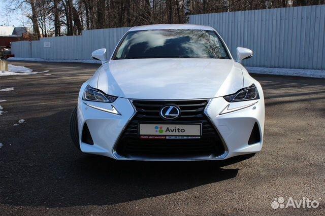 Lexus IS, 2018  89871489067 купить 2