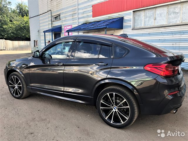 BMW X4, 2015  89051304915 купить 6