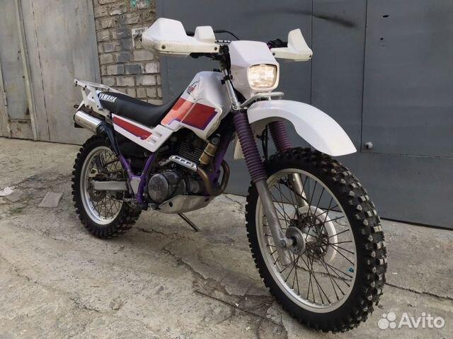 Yamaha serow 225  89623387647 купить 3