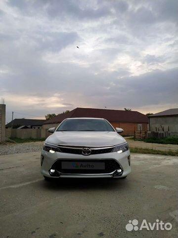 Toyota Camry, 2018  купить 6