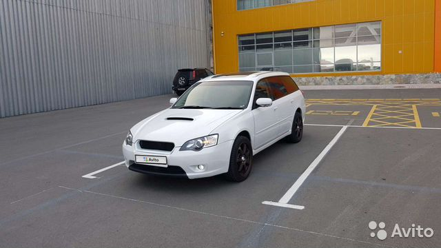 Subaru Legacy, 2003  купить 2