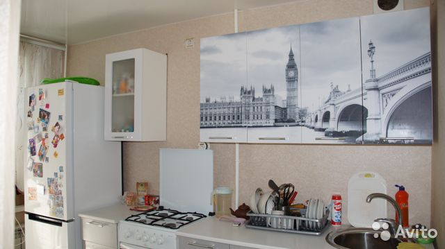 1-room apartment, 38 m2, 4/9 FL.  buy 1