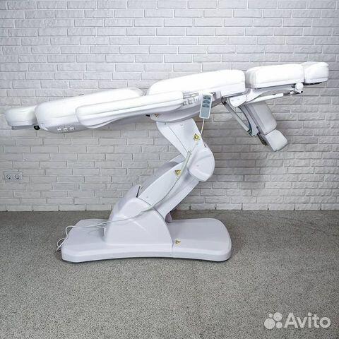 Педикюрное кресло Tony, 3 мотора, раздвижные опоры  89085483658 купить 6
