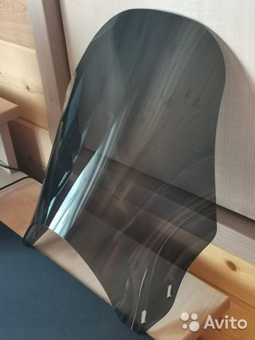 Универсальное лобовое стекло для мотоцикла  89605092603 купить 2