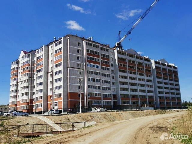 1-к квартира, 35.5 м², 7/9 эт.