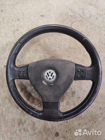 Рулевое колесо (Volkswagen Passat)  89226688886 купить 1