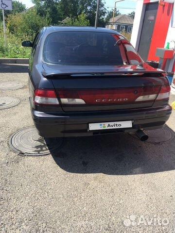 Nissan Cefiro, 1996  89624943273 купить 2