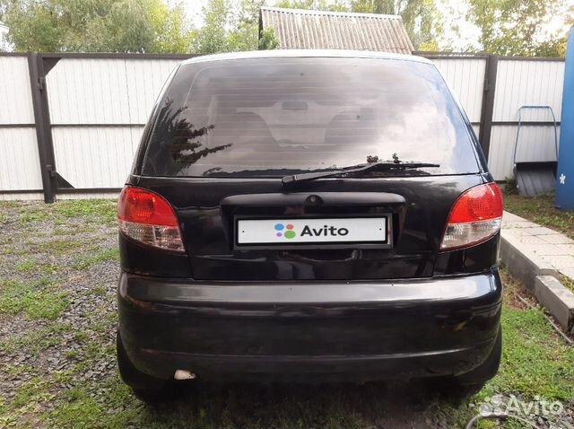 Daewoo Matiz, 2012  89091741371 купить 5