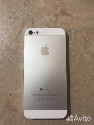 iPhone 5 64Gb  89270101363 купить 2