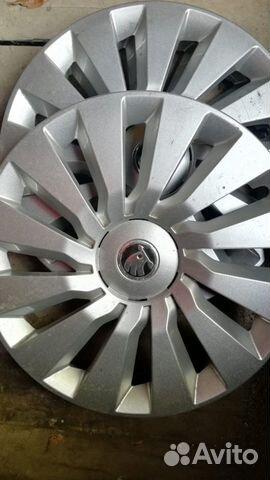 Комплект штампованные дисков r16 с колпаками для ш  89109678538 купить 2