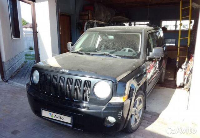Вот и всё. Прощание с Jeep Liberty 2008 9144264854