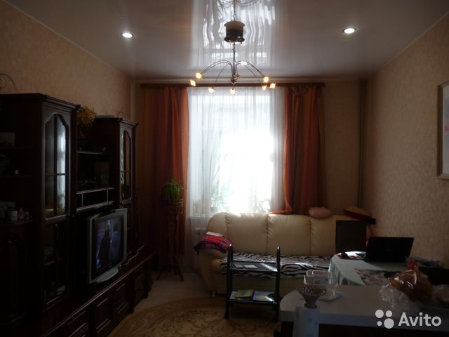 2-к квартира, 60 м², 1/2 эт.
