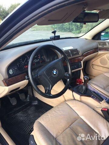 BMW 5 серия, 1999  89066572916 купить 4