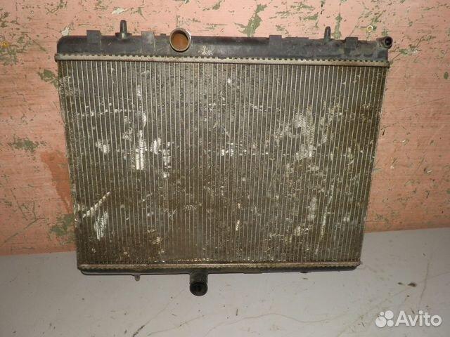 Радиатор основной Ситроен С4  89041755273 купить 1