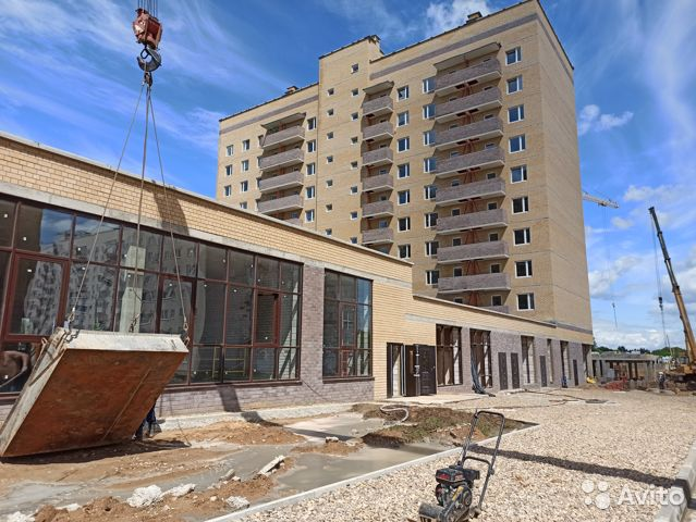 1-к квартира, 33.7 м², 3/10 эт.  84812777000 купить 6
