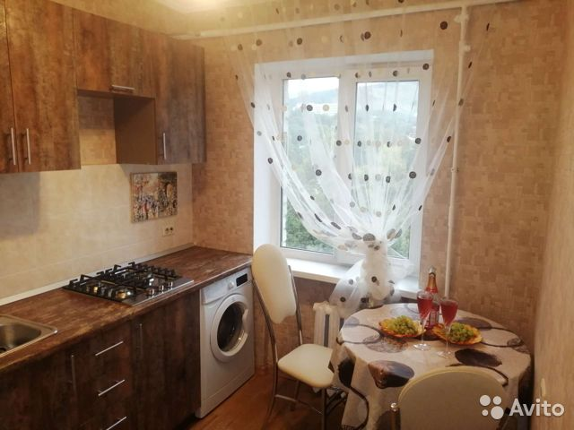 1-room apartment 30 m2, 5/5 floor.