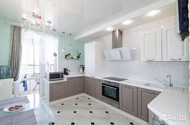 3-к квартира, 80.5 м², 16/16 эт.  83432716358 купить 1