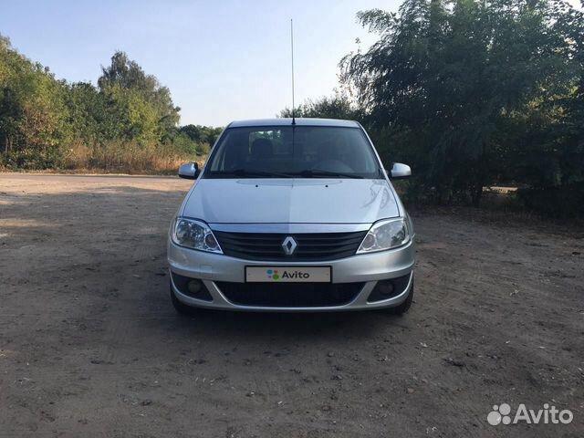 Renault Logan, 2012  89036551173 купить 8