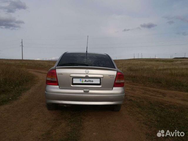 Opel Astra, 2000  89068197607 купить 4