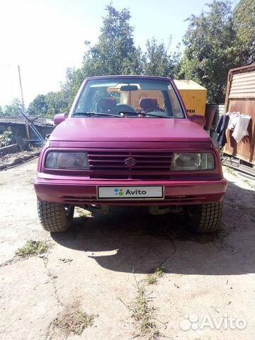 Suzuki Vitara, 1993  89189464521 купить 6