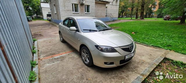 Mazda 3, 2007  89065553993 купить 3
