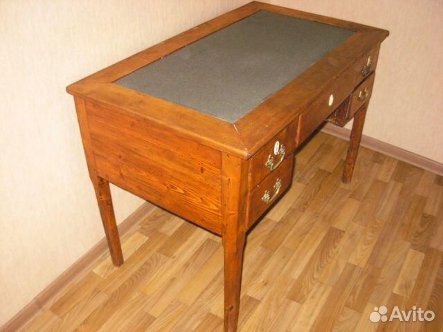 Стол письменный старый