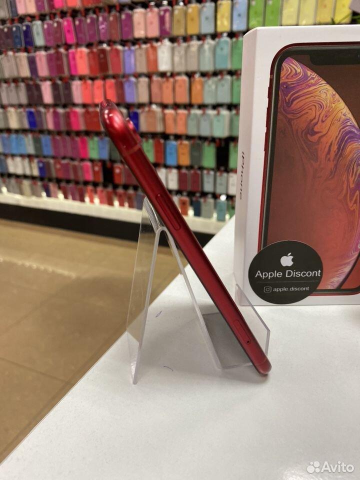 iPhone xr 64GB красный  89024155999 купить 3