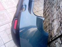 Бампер задний Рено Дастер Renault duster