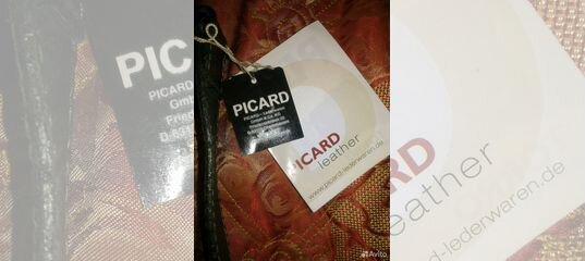 9ba5550c2d18 Мужская кожаная сумка из кожи буйвола picard купить в Республике Крым на  Avito — Объявления на сайте Авито