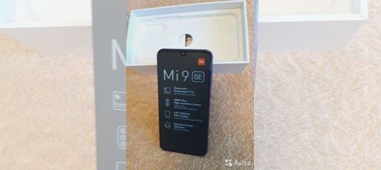 Телефон Xiaomi mi 9 se обмен
