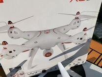 Квадрокоптер syma X8 SW