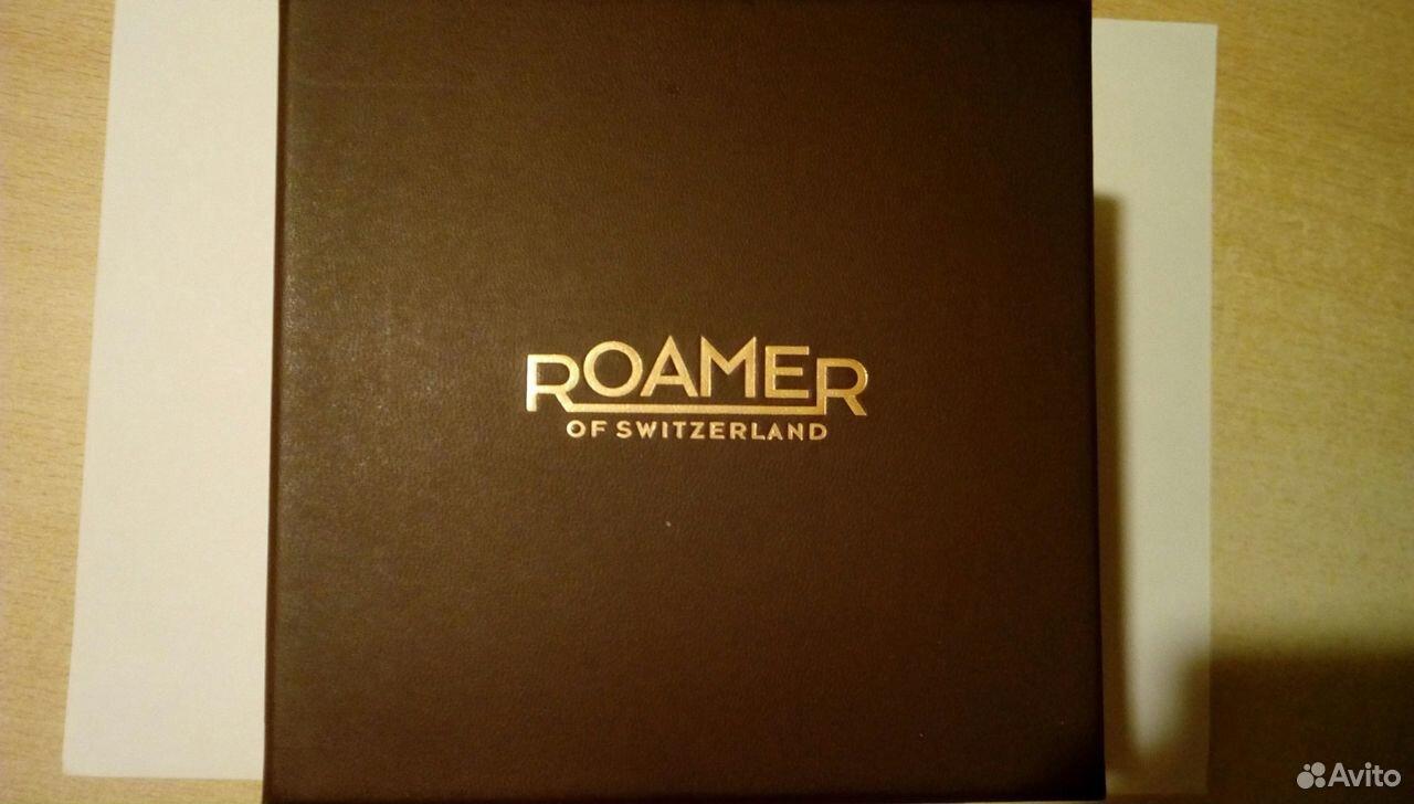 Часы. Roamer 89888724916 купить 2