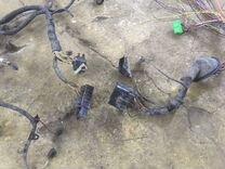 Проводка range rover sport
