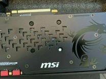 MSI GeForce GTX 1080 X Gaming 8Гб