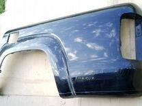 Крыло заднее левое Volkswagen Amarok