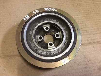 Шкив коленвала VW Golf-3 1.9TDI (1Z) 028105243k
