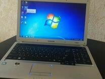 Ноутбук Самсунг R530 для работы и игр