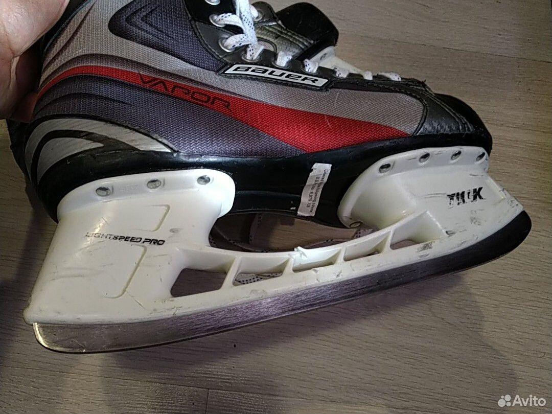 Хоккейные коньки Bauer 10R 89085535342 купить 4