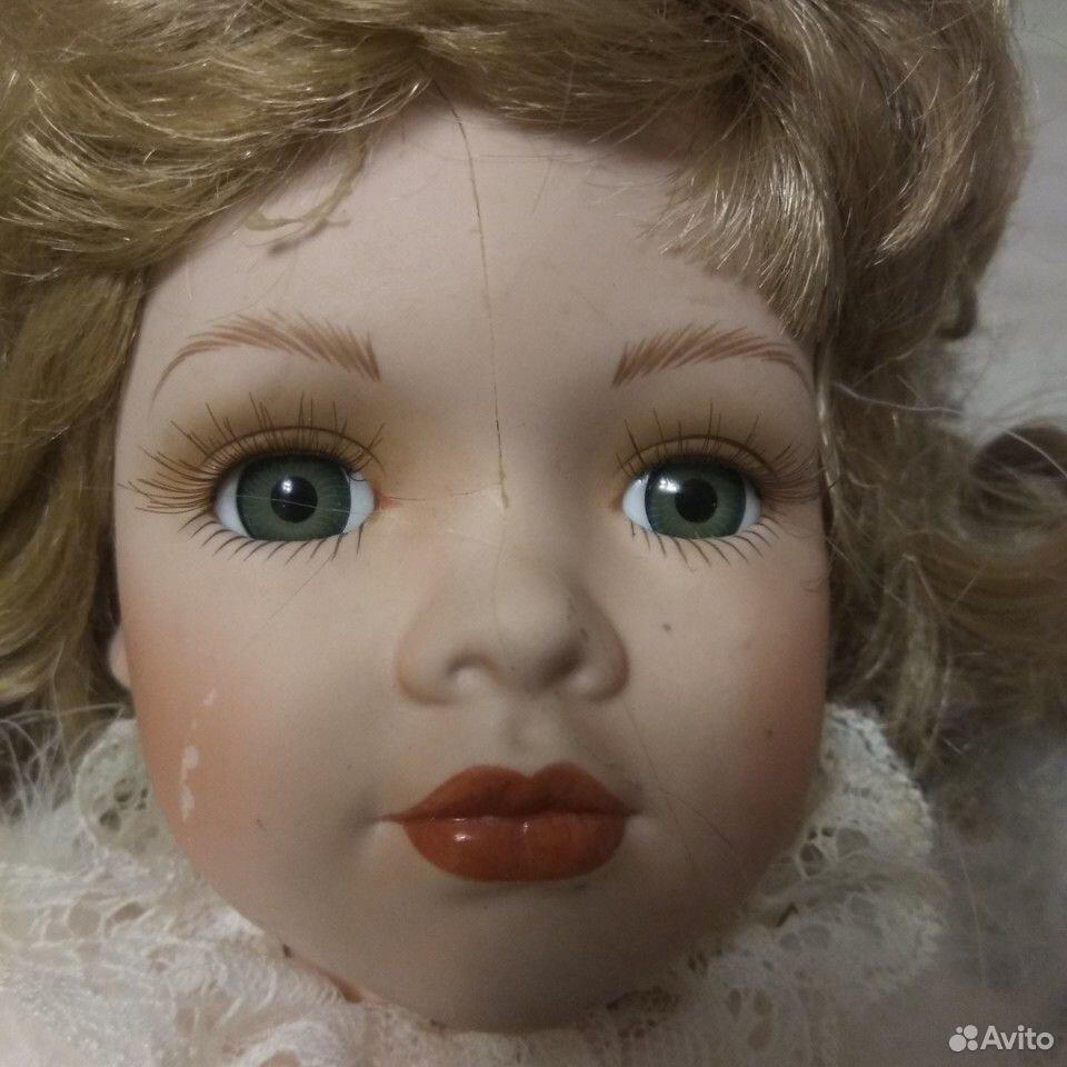 Кукла фарфоровая Remeco Collection  89128807271 купить 7