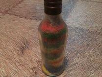 Коллекционная бутылка