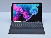 Surface 6 256gb с клавиатурой, ручкой, докстанцией
