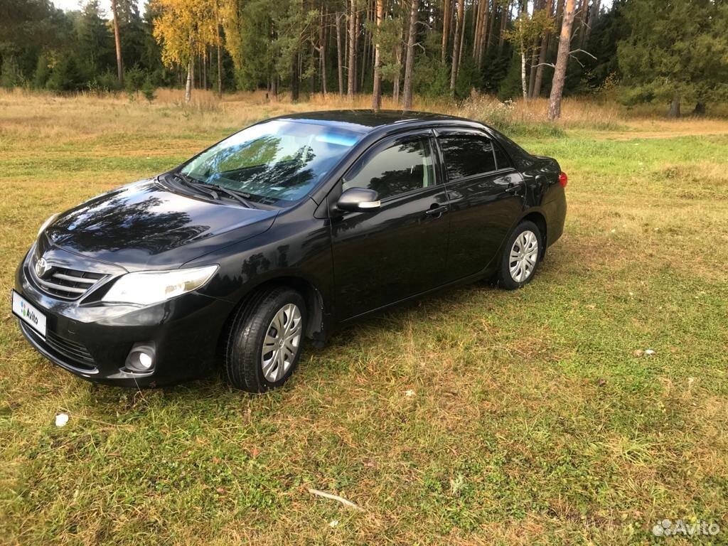 Toyota Corolla, 2011  89124585913 купить 2