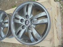 Оригинальные литые диски Hyundai 6,5JR16 et46 5x11
