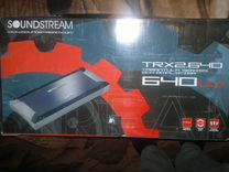 Усилитель soundstream tarantula trx 2.640