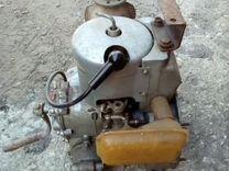Мотор двухтактный