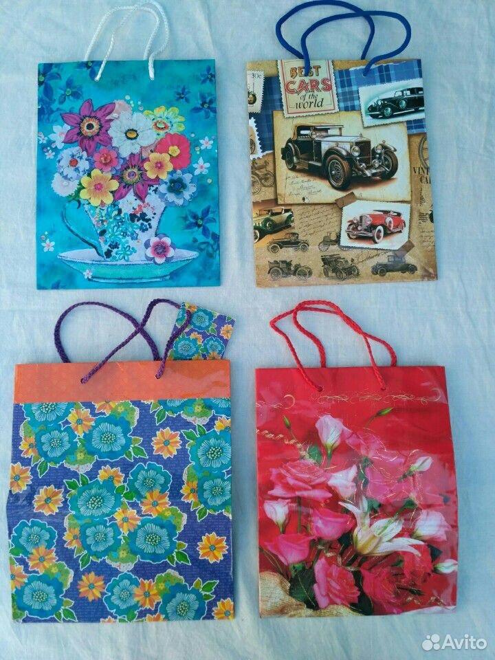 Пакеты упаковочные, праздничные  89885395585 купить 1