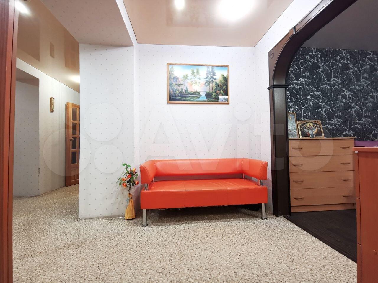 3-к квартира, 87 м², 5/9 эт.  89049805425 купить 4